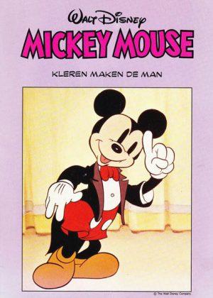 Mickey Mouse - Kleren maken de man
