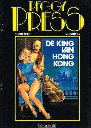 Peggy Press - De king van Hong Kong