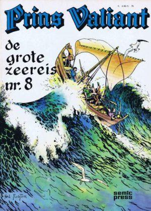 Prins Valiant - De grote zeereis (Tweedehands)