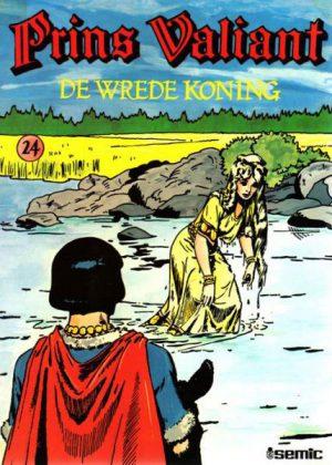 Prins Valiant - De wrede koning (Tweedehands)