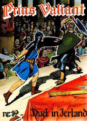 Prins Valiant - Duel in Ierland (Tweedehands)