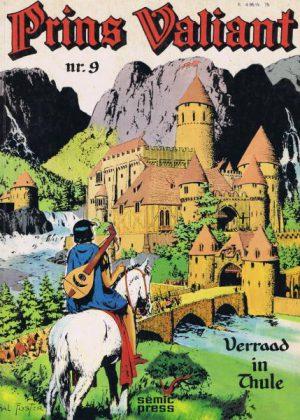 Prins Valiant - Verraad in Thule (Tweedehands)