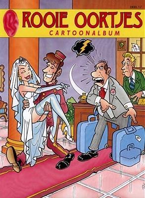 Rooie Oortjes Cartoonalbum 17