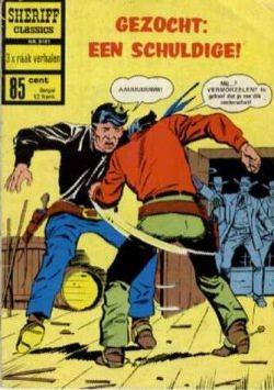 Sheriff classics - Gezocht: een schuldige!