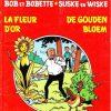 Suske en Wiske - De gouden bloem (Franstalig) (Tweedehands)