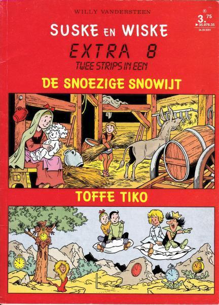 Suske en Wiske - Extra 8