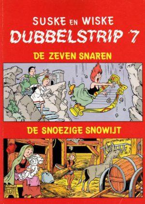 Suske en Wiske dubbelstrip 7