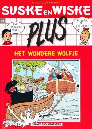 Suske en Wiske plus (2e rode reeks) 34