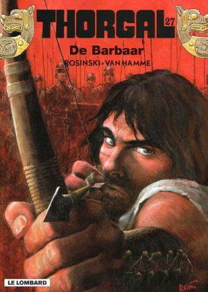 Thorgal - De barbaar (Nieuw)