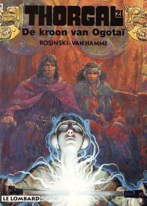 Thorgal - De kroon van Ogotaï (Nieuw)