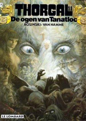 Thorgal - De ogen van Tanatloc (Nieuw)