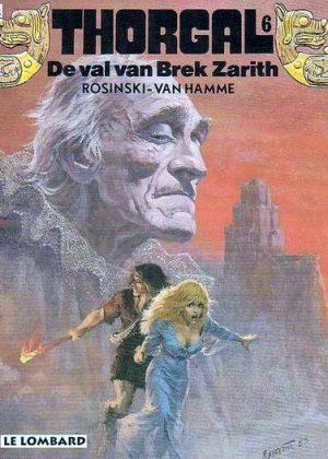 Thorgal - De val van Brek Zarith (Nieuw)