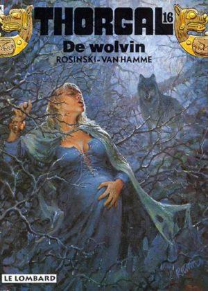 Thorgal - De wolvin (Nieuw)