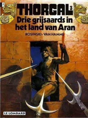 Thorgal - Drie grijsaards in het land van Aran (Nieuw)