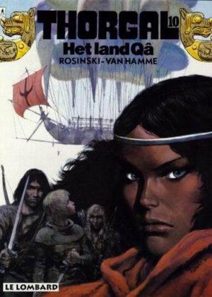 Thorgal - Het land Qâ (Nieuw)