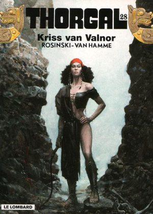 Thorgal - Kriss van Valnor (Nieuw)