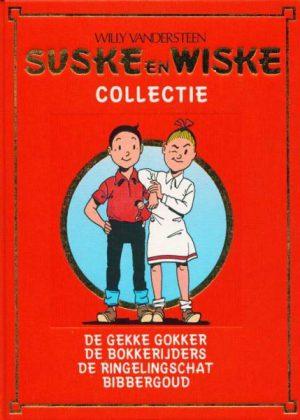 Suske en Wiske Collectie 18 - De gekke gokker HC (Zgan)