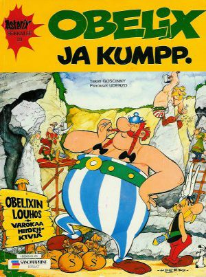 Obelix - Ja Kumpp. (Noorse Strip)