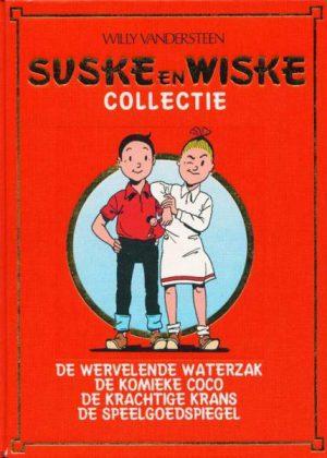 Suske en Wiske Collectie 39 - De wervelende waterzak HC (Zgan)