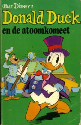 Donald Duck- En De Atoomkomeet