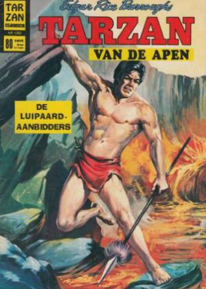 Tarzan - De luipaardaanbieder