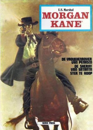 U.S. Marshal Morgan Kane