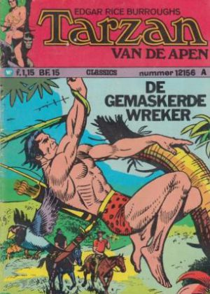 Tarzan - De Gemaskerde Wreker
