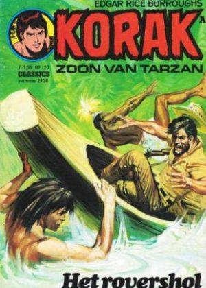 Korak De Zoon Van Tarzan - Het Rovershol
