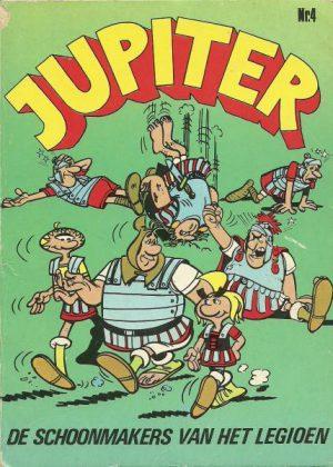 Jupiter - De schoonmakers van het legioen (Tweedehands)