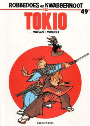 Robbedoes en Kwabbernoot - In Tokio (Nieuw)