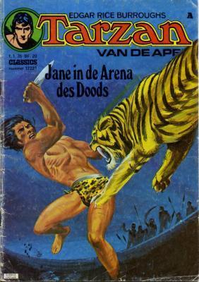 Tarzan - Jane in de arena des doods