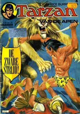 Tarzan - De zware strijd