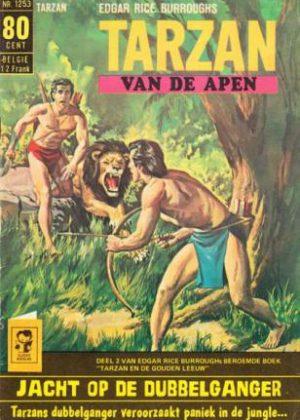 Tarzan - Jacht op de dubbelganger
