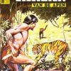 Tarzan redt een witte heks uit de handen van wrede inboorlingen