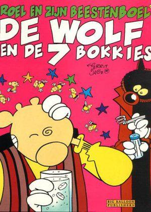 Roel en zijn beestenboel 10 - De Wolf en de 7 Bokken (zgan)