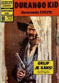 Sheriff classics - Durango Kid Daverende colts!
