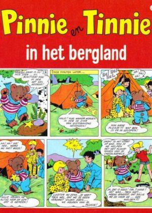 Pinnie en Tinnie 6 - In het Bergland