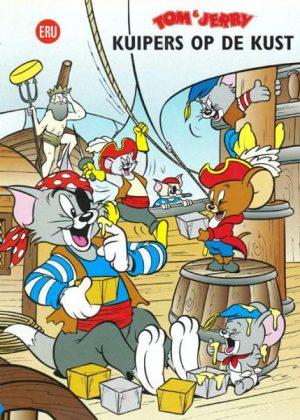 Tom en Jerry - Kuipers op de kust (zgan)