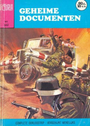 Victoria - Geheime documenten (Tweedehands)