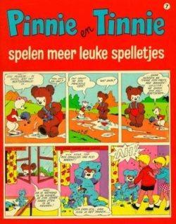Pinnie en Tinnie 7 - Spelen meer leuke spelletjes