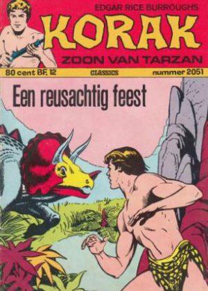 Korak De Zoon Van Tarzan - Een Reusachtig Feest