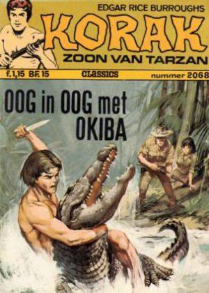 Korak De Zoon Van Tarzan - Oog In Oog Met Okiba