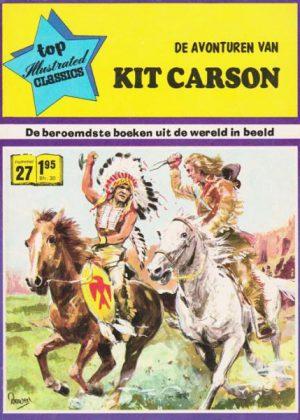 De beroemdste boeken uit de wereld in beeld 27 - Kit Carson