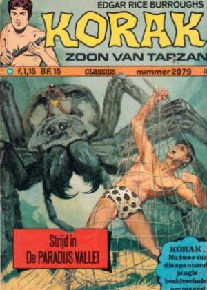 Korak De Zoon Van Tarzan - Strijd In De Paradijs Vallei