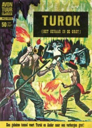 Turok - Het Gevaar In De Grot
