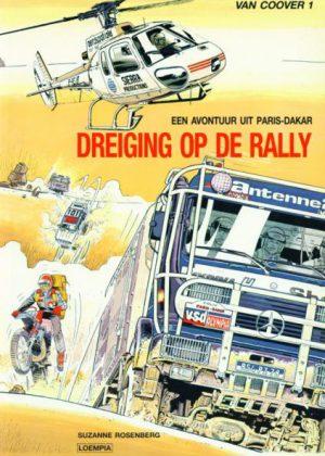 Van Coover 1 - Dreiging op de Rally