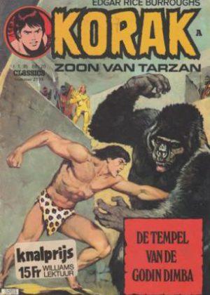 Korak De Zoon Van Tarzan - De Tempel Van Godin Dimba