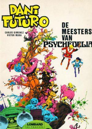 Dani Futuro - De Meesters van Psychedelia (1981)