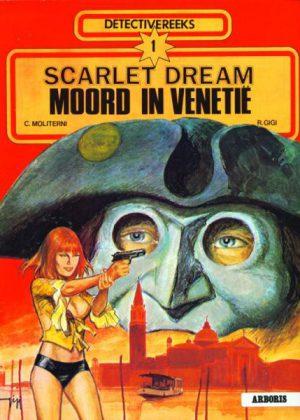 Scarlet Dream - Moord in Venetië