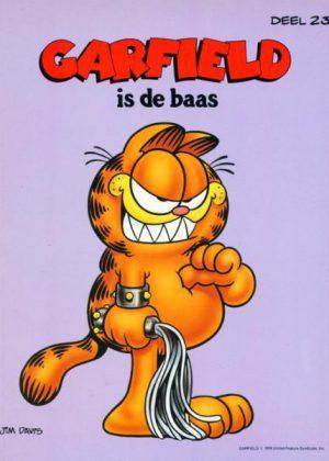 Garfield Nr. 23 - Is de Baas